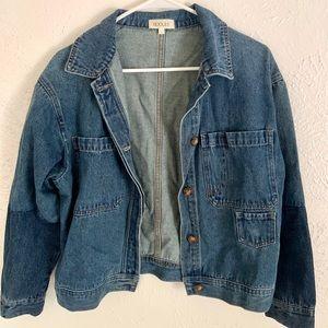 New Roolee Denim Jacket